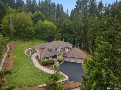 Woodinville Single Family Home For Sale: 17935 163rd Ave NE