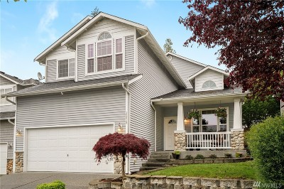 Lynnwood Single Family Home For Sale: 15019 21st Ave W