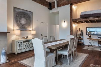 Seattle Condo/Townhouse For Sale: 417 E Pine St #310