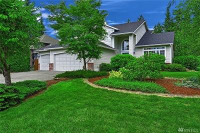 Everett Single Family Home For Sale: 3815 111th St SE