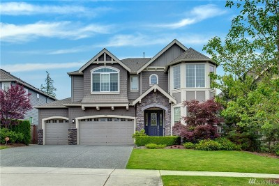 Sammamish Single Family Home For Sale: 2288 236th Ave NE