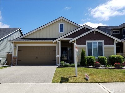 Yelm Single Family Home For Sale: 9889 Dotson St SE
