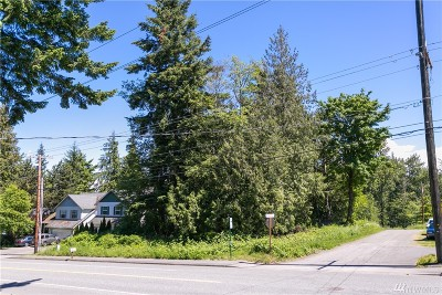 Bellingham Residential Lots & Land For Sale: 2454 Yew Street Rd