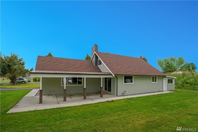 Sedro Woolley Single Family Home For Sale: 1135 Nelson St