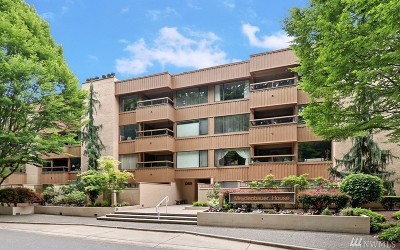 Bellevue Condo/Townhouse For Sale: 10101 SE 3rd St #402