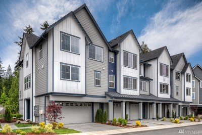 Bothell Single Family Home For Sale: 1621 Seattle Hill Rd #48
