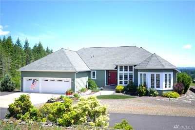 Bremerton Single Family Home For Sale: 5124 NW Viewpoint Lane