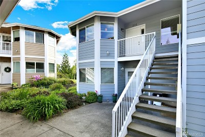 Whatcom County Condo/Townhouse Sold: 234 Prince Ave #201