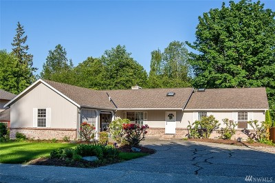 Mukilteo Single Family Home For Sale: 13031 44th Ave W