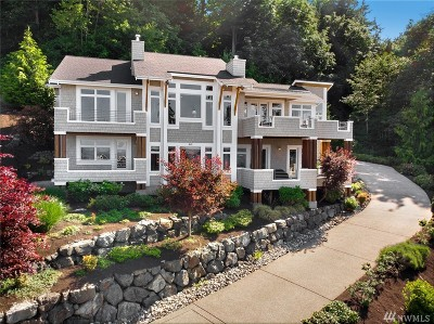 Camano Island Single Family Home For Sale: 441 Vanderlin Dr