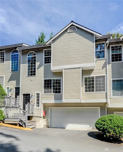 Kirkland Condo/Townhouse For Sale: 14507 Simonds Rd NE #3B