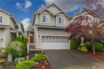 Puyallup WA Single Family Home For Sale: $292,000
