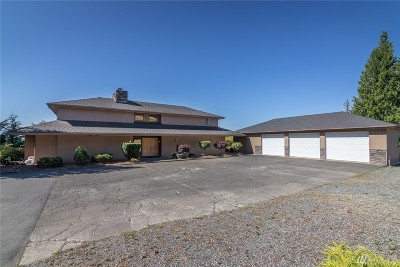 Enumclaw Single Family Home For Sale: 38011 265th Place SE