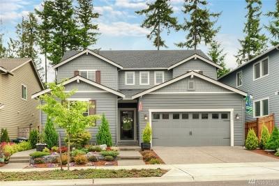 Bonney Lake Single Family Home Contingent: 18336 139th St E
