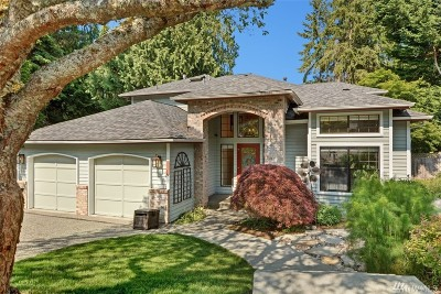 Edmonds Single Family Home For Sale: 6817 157th Place SW