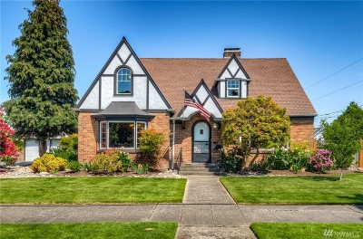 Renton Single Family Home For Sale: 912 N 2nd St