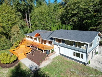 Woodinville Single Family Home For Sale: 19425 238th Ave NE