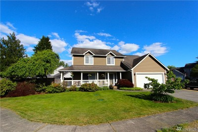 Tumwater Single Family Home For Sale: 3808 Cavalier Ct SW