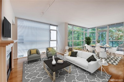 Seattle Condo/Townhouse Sold: 1420 Terry Ave #508