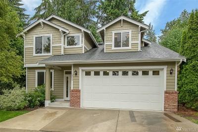 Shoreline Single Family Home For Sale: 1015 NE 153rd Ct