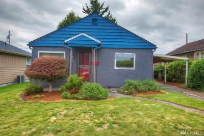 Auburn Single Family Home For Sale: 404 A St NE
