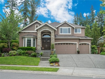 Snohomish Single Family Home Contingent: 8120 134th St SE