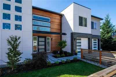Lynnwood Single Family Home For Sale: 606 Hubbard Rd