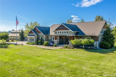 Ferndale Single Family Home For Sale: 960 W Wiser Lake Rd