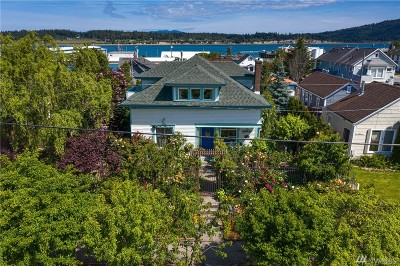 Anacortes Single Family Home For Sale: 1208 5th St