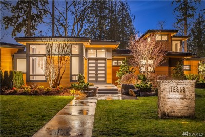 Sammamish Single Family Home Contingent: 18858 NE 49th Place