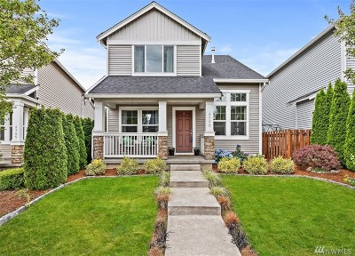 Kent Single Family Home For Sale: 4723 S 214th Wy #162