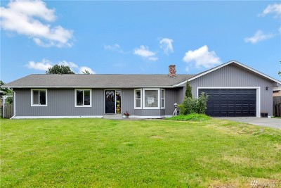 Birch Bay Single Family Home For Sale: 8146 Cowichan Dr