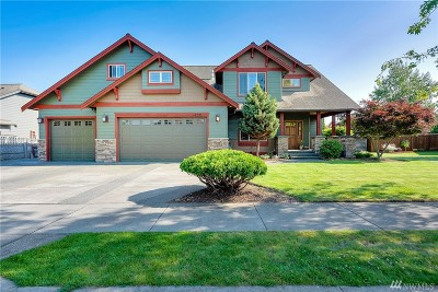 Lynden Single Family Home For Sale: 1439 Westview Cir