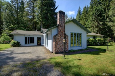 Sedro Woolley Single Family Home Pending: 3015 Camp 2 Rd