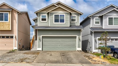 Puyallup WA Single Family Home For Sale: $290,000