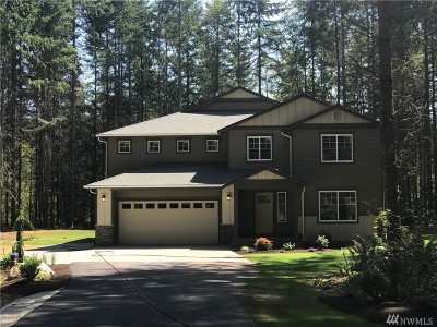 Stanwood Single Family Home Contingent: 4721 194th Place NW