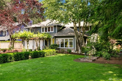Kirkland Single Family Home Contingent: 6403 124th Ave NE