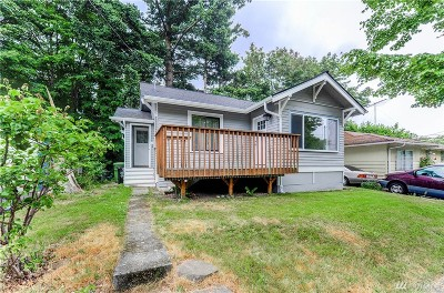 Seattle Single Family Home For Sale: 9338 39th Ave S