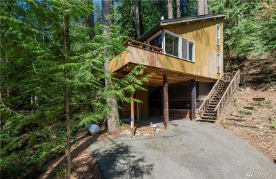 Bellingham Single Family Home For Sale: 2 Sugarpine Place