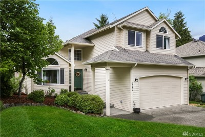 North Bend Single Family Home Contingent: 1240 SW 10th St