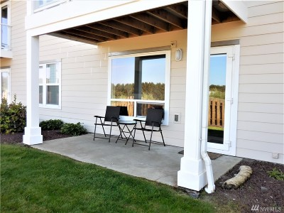 Grays Harbor County Condo/Townhouse For Sale: 1600 W Ocean Ave #1014
