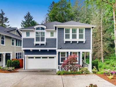 Sammamish Single Family Home For Sale: 825 224th Ave NE