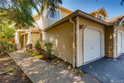 Sammamish Condo/Townhouse For Sale: 23777 SE 36th Lane #D1