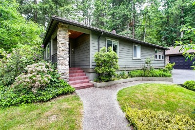 Woodinville Single Family Home For Sale: 19322 NE 156th Ave