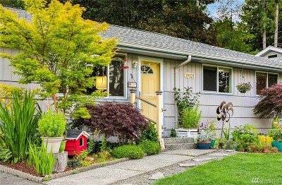 Bothell Single Family Home For Sale: 19121 94th Place NE