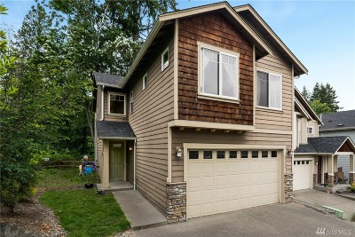 Bothell Condo/Townhouse For Sale: 20306 3rd Dr SE
