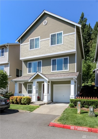 SeaTac Condo/Townhouse For Sale: 21423 40th Place S #65