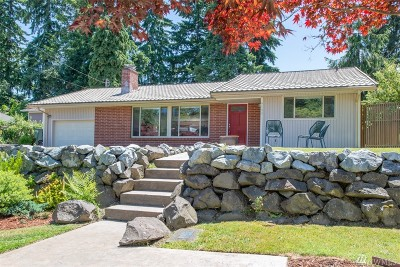 Edmonds Single Family Home For Sale: 9430 216th St SW