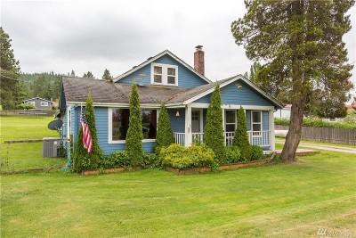 Bellingham Single Family Home For Sale: 2185 Mt Baker Hwy