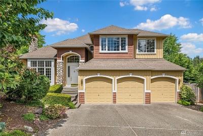 Redmond Single Family Home For Sale: 11033 167th Ct NE